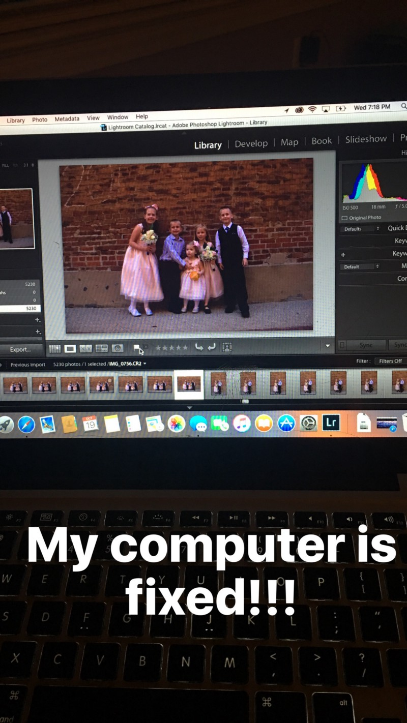 An Instagram Story Saved My Computer and My Sanity – WeGoBusiness