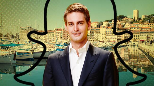 CEO de Snapchat, creyendo que tenía la situación bajo control