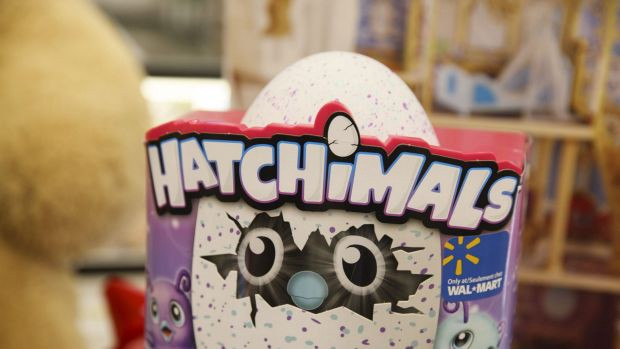 The Hatchimals Hatching Egg toy is on the top of kids' Christmas lists this year. But it's sold out in many places.