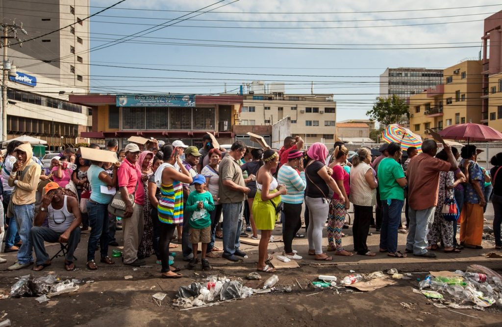 Bitcoin Helps Venezuelan Families Avoid Starvation