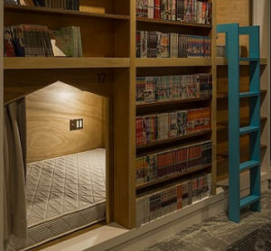 Popular Japanese Capsule Hotels That Embrace Bitcoin