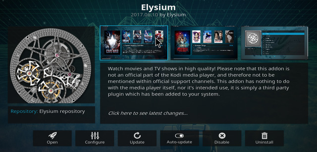 How to Install Elysium Kodi 17.3 Krypton Addon?