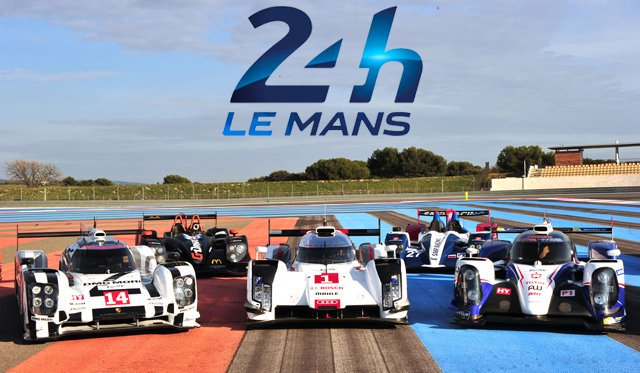 Stream 24 Hours of Le Mans on Kodi 17 Krypton