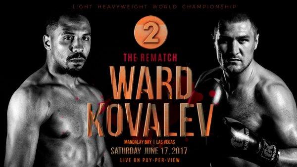 Strea, Ward vs Kovalev 2 on Kodi Free Live
