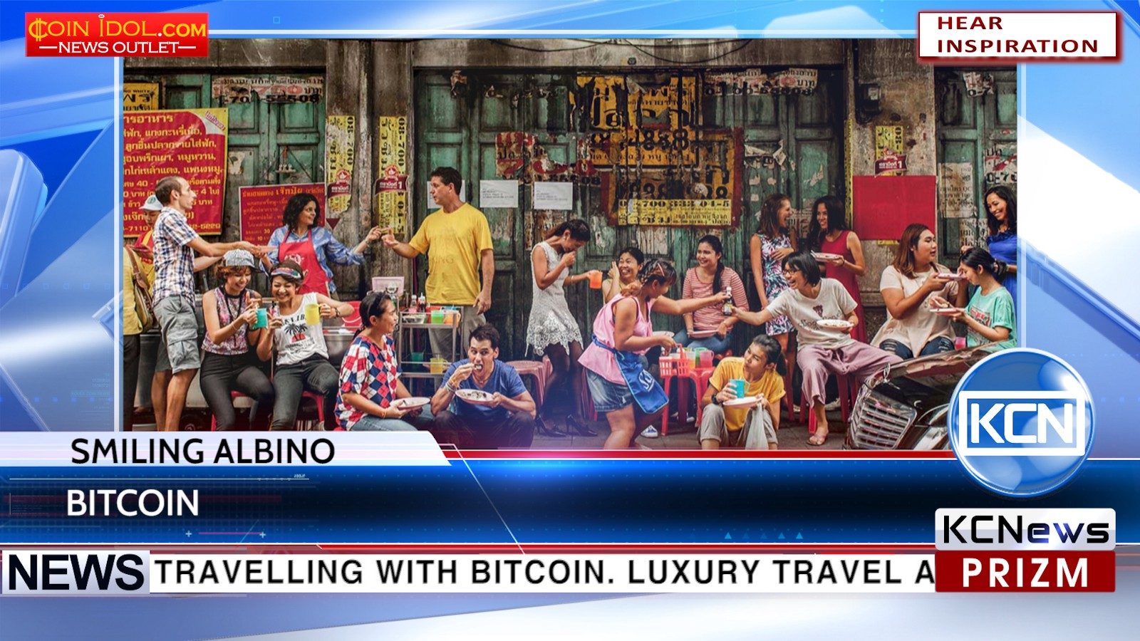 Trading - KCN Travel agency smilingalbino accepts bitcoin ...