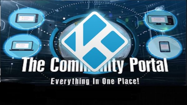 How to Install Community Portal on Kodi 17 Krypton