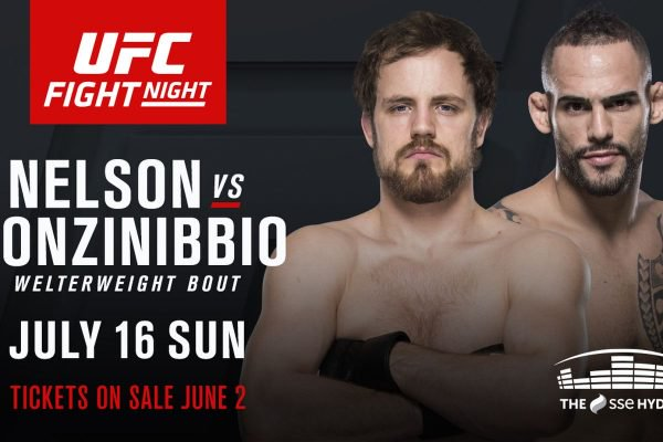 Stream UFC Fight Night Glasgow Live Online