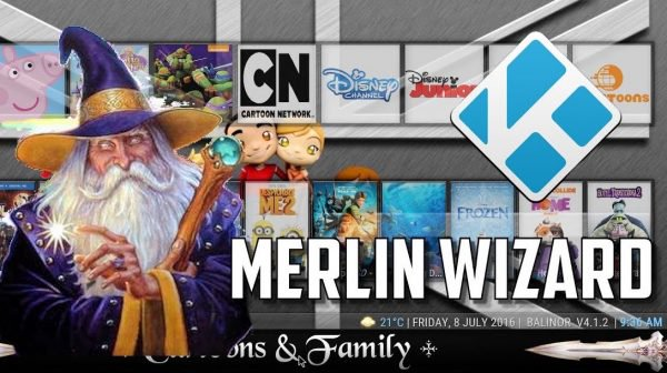 How to Install Merlin Wizard on Kodi 17 Krypton