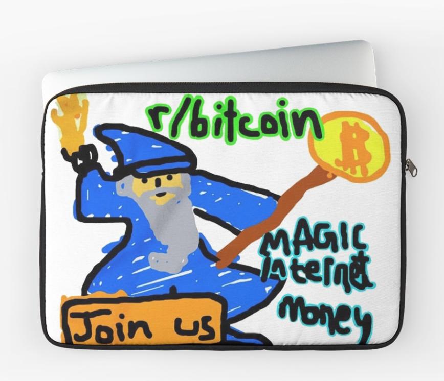 Inside the Weird and Wonderful World of Bitcoin Merchandise