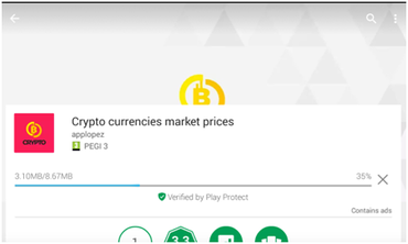 Over 10,000 People Have Downloaded Fake Cryptocurrency Apps