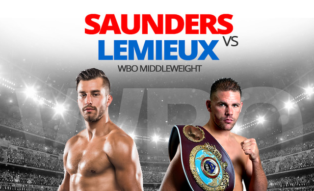 How to Watch Saunders vs Lemieux Live Online