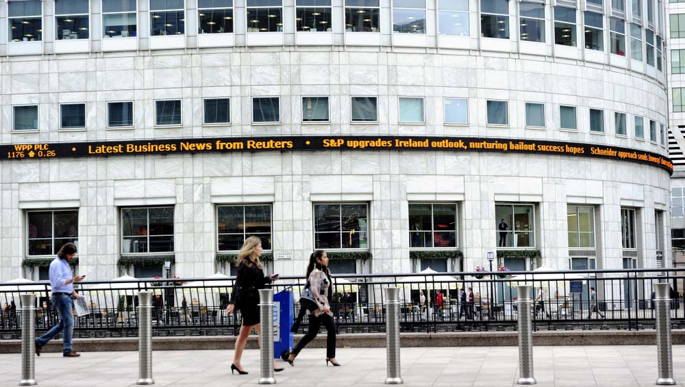 Bitcoin in Brief Thursday: Thomson Reuters to Track Top 100 Cryptocurrencies