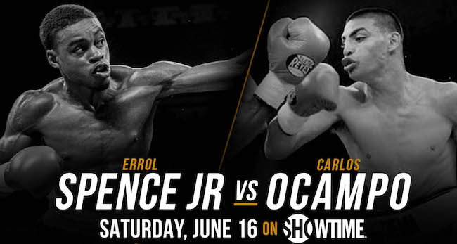 How to Stream Spence vs. Ocampo Live Online?