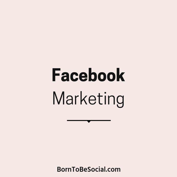 Facebook : Facebook tips & tricks for business